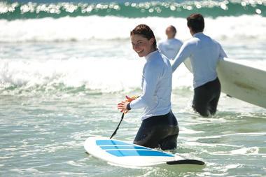 Aumaka Surf School