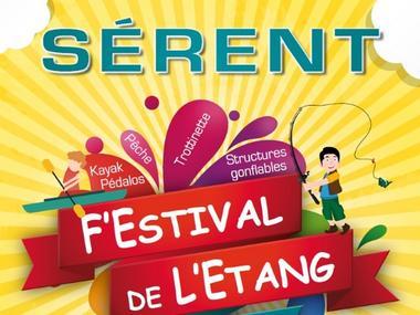 Festival de l'Etang et balade colorée Sérent Destination Brocéliande