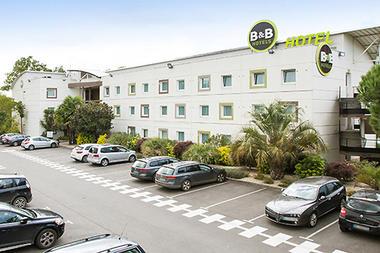Hôtel B&B Rennes Sud Chantepie