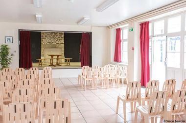 Centre de vacances L'Aurore, Manoir de La Goëletterie