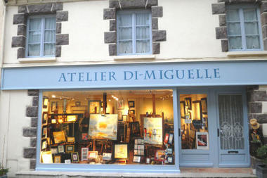 Chez Jean-Marie et Miguelle Bizouarn