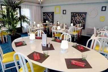 Hôtel - restaurant Kyriad