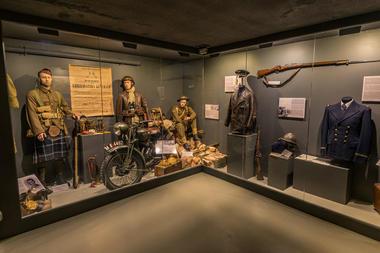 Musée Mémoires 39-45