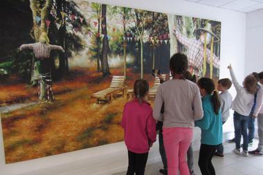 Le Village, site d'expérimentation artistique