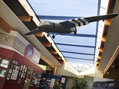 Musée Mémorial Pegasus à Ranville