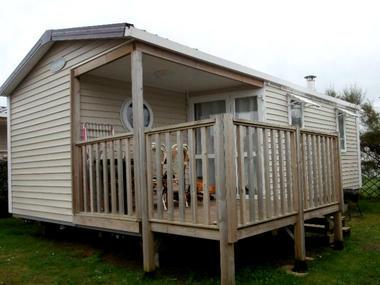 Oasis Camping - Merville Franceville - mobil home 2