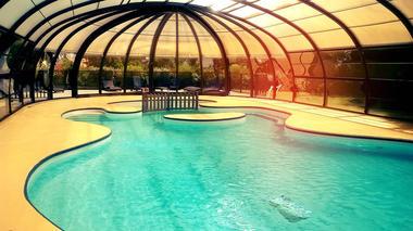 Bois Flotté piscine