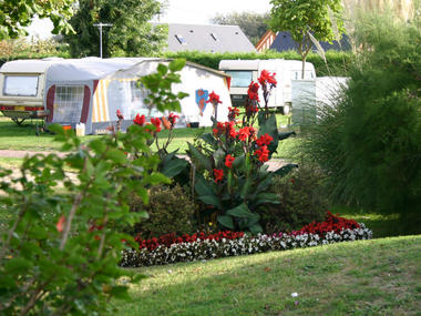 Camping Ariane - Merville Franceville - emplacement