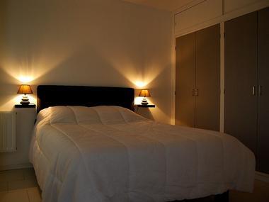 Chambre à coucher Merville-Franceville-Plage