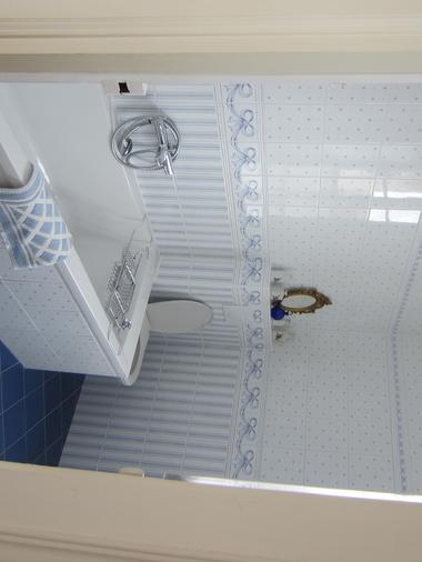 Château hameau Hauger - Salle de bain