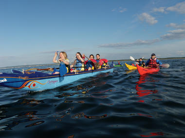 Pirogue-kayak-Balade-merville