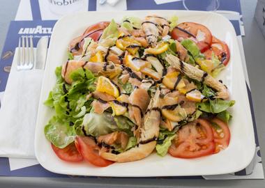 Salade-brasserie