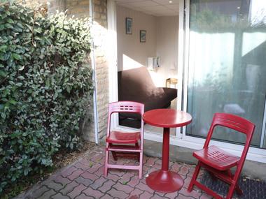 salon vu de la terrasse