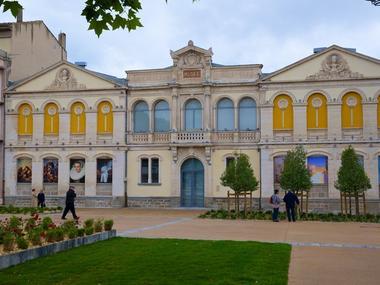 MUSEE DES BEAUX ARTS CARCASSONNE