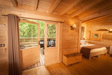 Cabanes dans les bois - Villalier_16