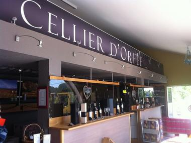 LES CELLIERS D'ORFEE
