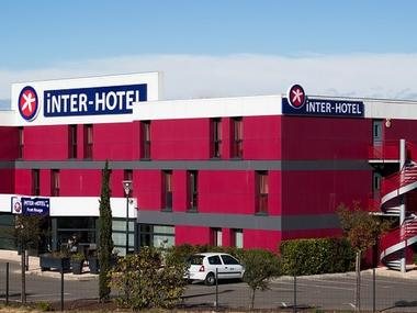 INTERHOTEL CARCASSONNE PONT ROUGE