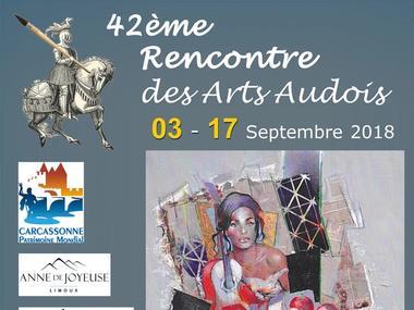 RENCONTRE DES ARTS AUDOIS 2018