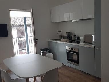 cuisine ouverte appartement 2