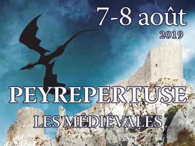 MEDIEVALES DE PEYREPERTUSE 2019