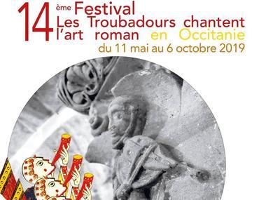 LES TROUBADOURS CHANTENT L'ART ROMAN 2019