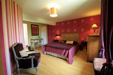 Maison-hôtes-LaMaisondeLéopold-Chambre1-MADELEINE