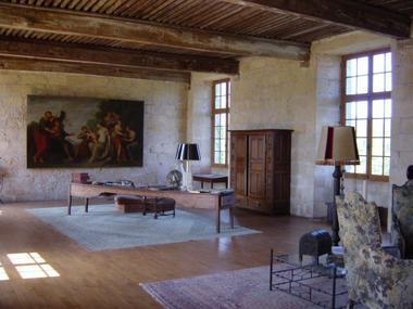 Aubas_chateau sauveboeuf_10.Salle de bal  800.600