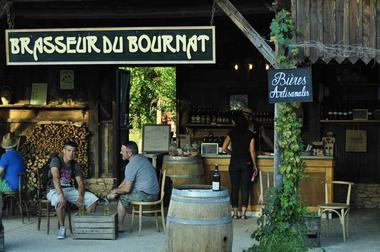 Parc le Bournat -Brasserie