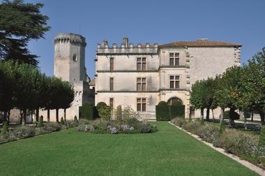 Château de Bourdeilles Renaissance