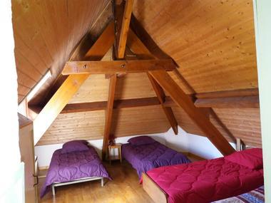 Chambre La Borie 1