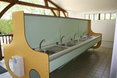 HPA La Fage lavabo