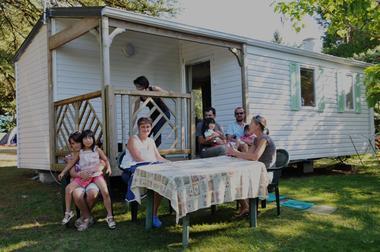 Tursac - Camping La Ferme du Pelou