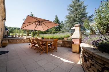 Villa beaux reves - de charme - piscine  privée - proche de sarlat (1)