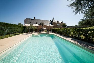 Villa beaux reves - de charme - piscine  privée - proche de sarlat (3)