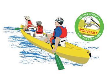 Animation Vézère Canoë Kayak