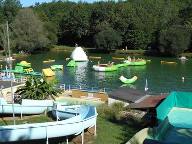 aquaparc2 Etangs du Bos 2016