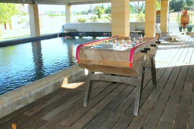 bayaou - naudissou - piscine couverte et chauffée  à sarlat7