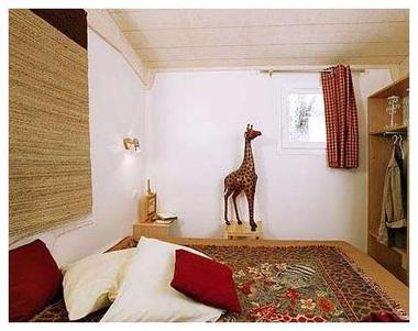 CHALET GINETTE-CHAMBRE3