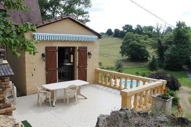 la maison d'elina - piscine à partager - proche de sarlat (2)