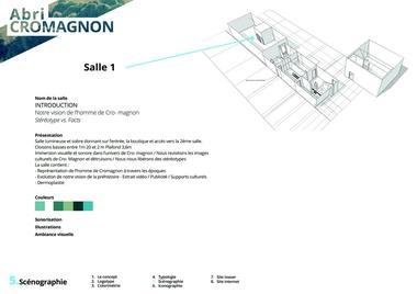les eyzies_abri cro magnon_scenographie5