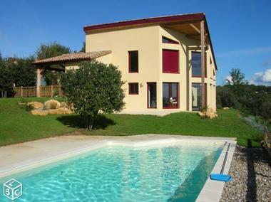 060171- villa coste verte - maison - piscine privée - sarlat