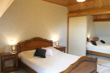 080006-LE DOUBLE - maison de vacances avec piscine privée et couverte - Beynac (68)