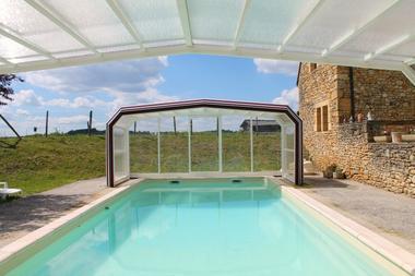 080006-LE DOUBLE - maison de vacances avec piscine privée et couverte - Beynac 1)