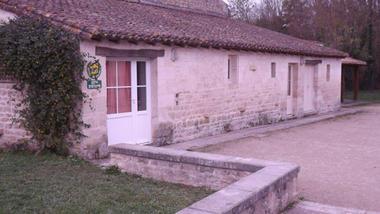 Le gîte d'étape de la mairie de Bessines