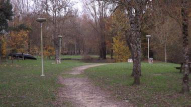 Le parc de Noisy