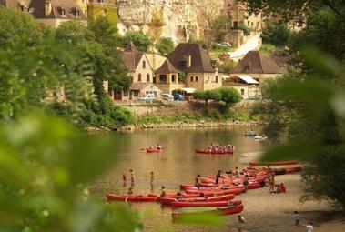 Périgord aventure et canoë copeyre