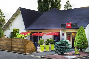 L'hôtel Ibis Niort Marais Poitevin à Niort