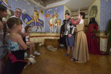 Chateau de Castelnaud - Musée de la guerre au moyen age