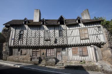 Maison de la Vierge Châteaudun