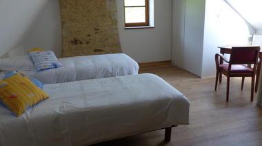 Maison forestière Volimberg - chambre 2